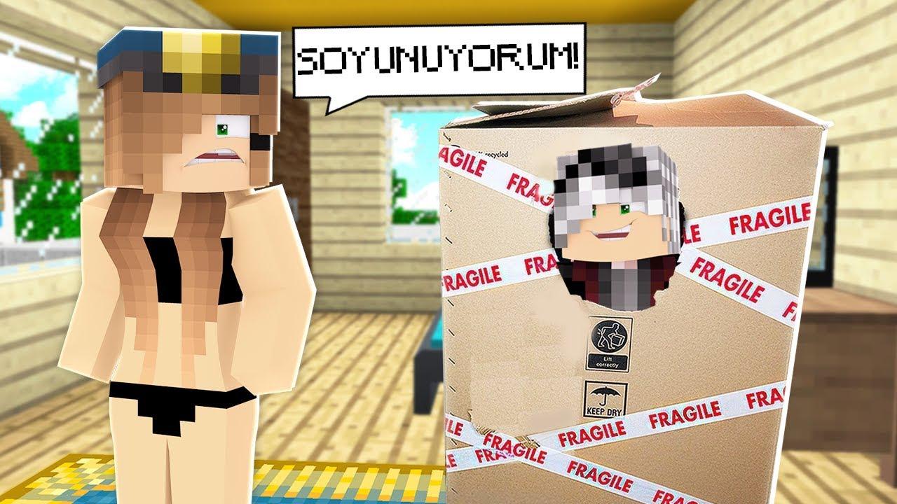 Download KIZ POLİSİN ODASINDA SAKLANDIM! 😱 - Minecraft