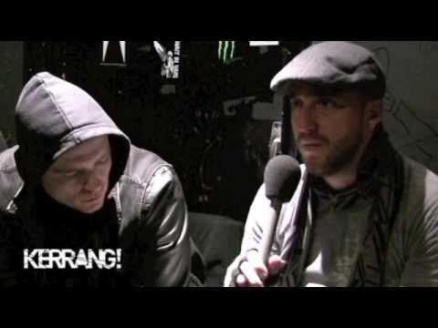 Kerrang! Podcast: Alkaline Trio