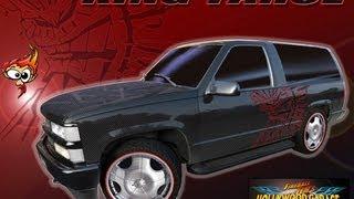 FIREBALL TIM Chevrolet Tahoe SEMA Build Ep1