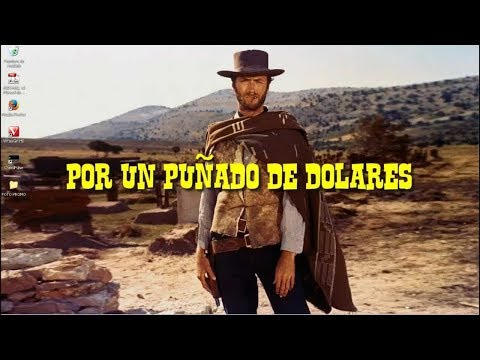 POR UN PUÑADO DE DOLARES,PELICULA COMPLETA OESTE,1964,Sergio Leone,Clint Eastwood,spaghetti western.