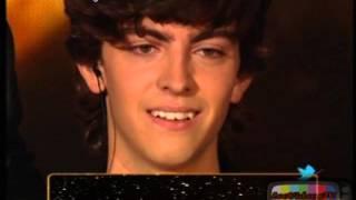 Nicolas Bianchi Moran canta Karma Chameleon en zona de Peligro en Elegidos 2