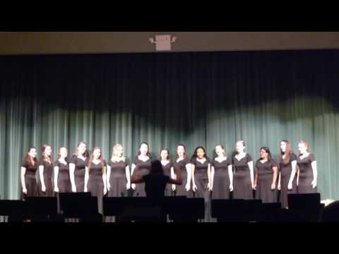 Russian Dance from Nutcracker - UA a cappella 2016
