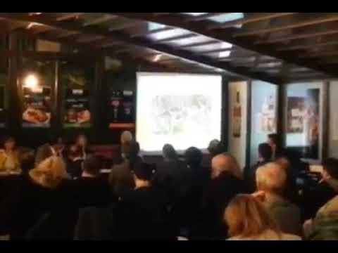Presentazione SkyWay in camera di commercio di Milano