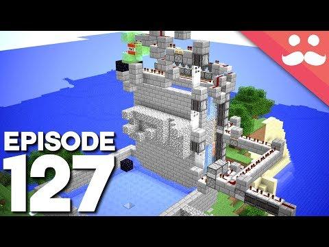 Hermitcraft 5: Episode 127 - FULLY AUTO COBBLE FARM!