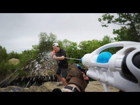 Nerf  Super Soaker War 3
