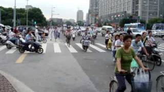 Electric Bikes in Wuxi, China