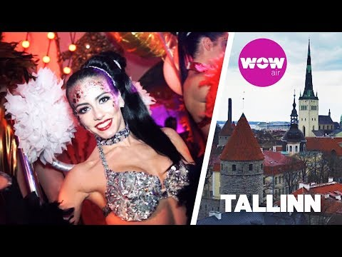 WOW Air Travel Guide Application-TALLINN
