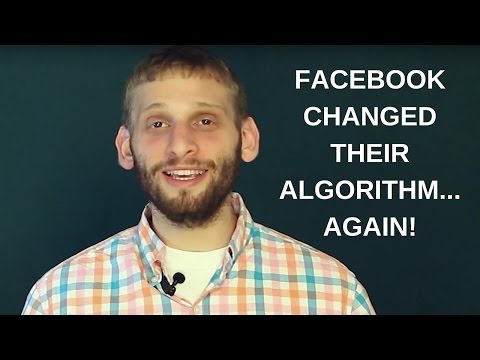 Facebook's New Algorithm Change - Marketing Essentials