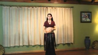Tribal Belly Dance Level 1 : Basic Egyptian part 1