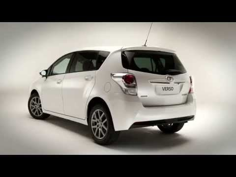 2015 Toyota Verso Review Youtube