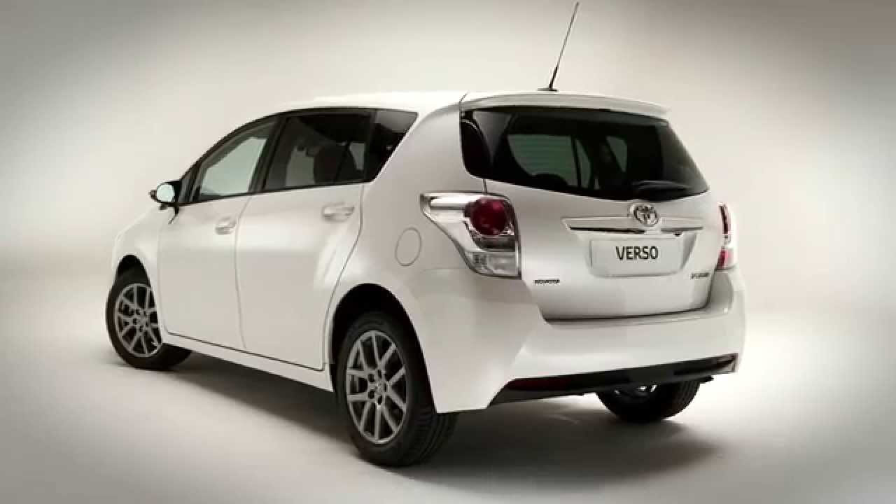 2010 Toyota Corolla S >> 2015 Toyota Verso Review - YouTube