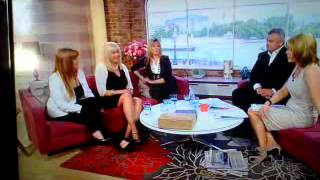 Our Interview on This Morning