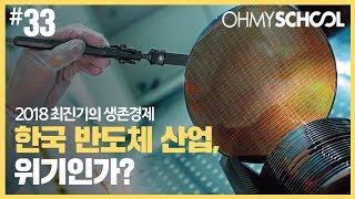 2018 최진기의 생존경제 - [33] 한국 반도체 산업, 위기인가?