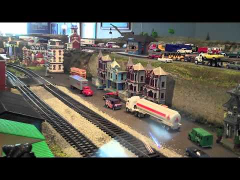 Magic Train World Layout Introduction