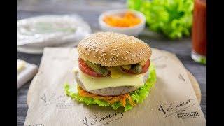 Бургер с колбасками РЕМИТ Country Original