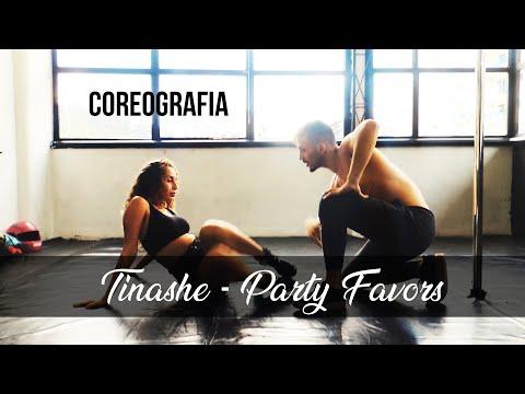 Tinashe - Party Favors  Coreografia Gibson Moraes