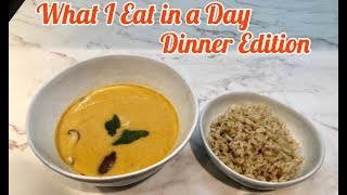 What I Eat in a Day | Dinner Edition | Devon Windsor | Tom Kha Gai Soup