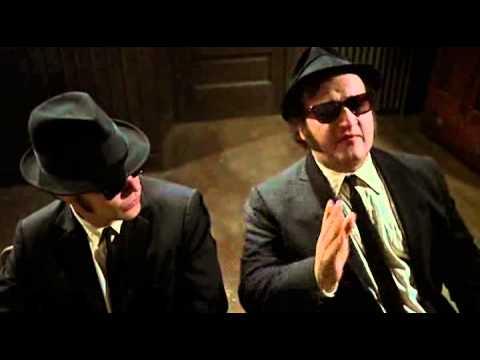 The Blues Brothers Nun Scene.avi