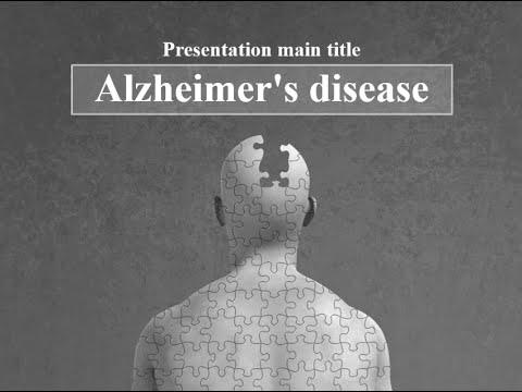 alzheimer animated ppt