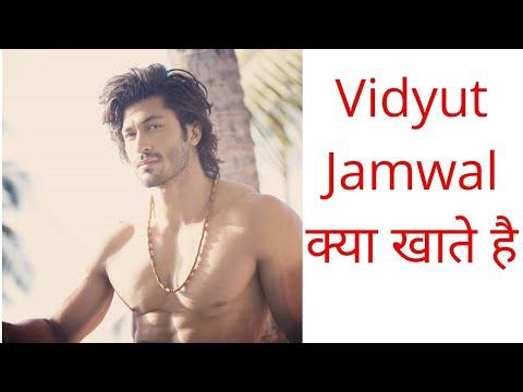vidyut-jamwal-full-day-diet-|-vidyut-jamwal-kya-khate-hai-|-fitness-neeti