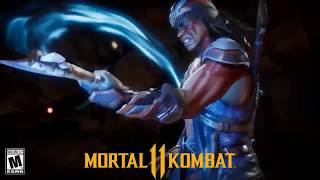 MORTAL KOMBAT 11 - NIGHTWOLF Teaser