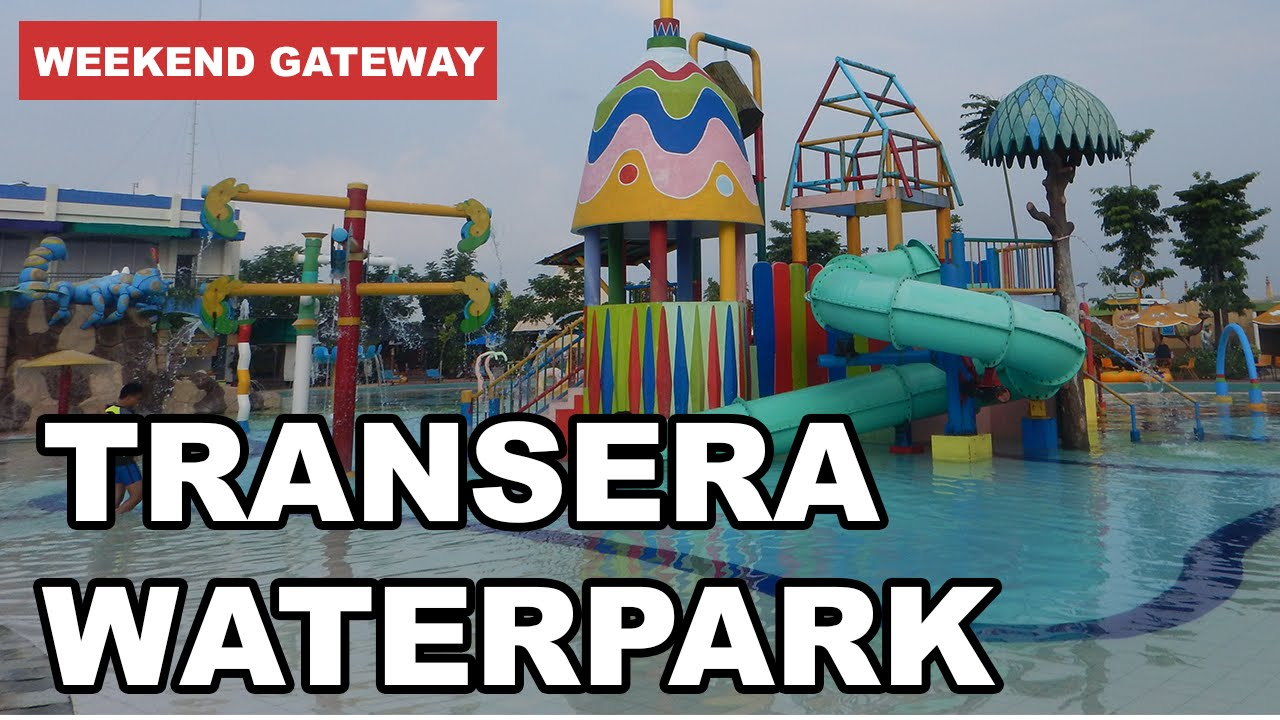 Transera Waterpark Harapan Indah