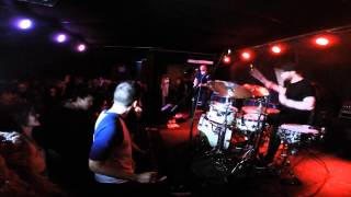 Royal Blood Live in NYC -  May 13 2014 - Part 1