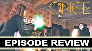 Once Upon A Time Season 5 Episode 19 Sisters Review|Otherobert