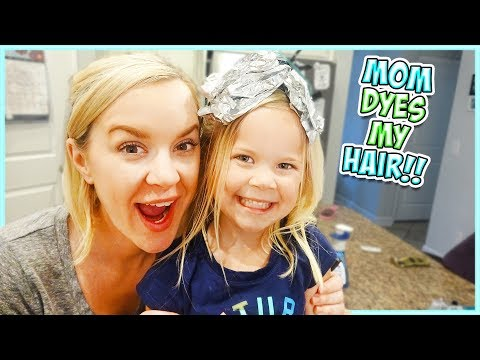 HAIR SALON IN OUR HOUSE AND WHAT'S JESSE'S SECRET?!