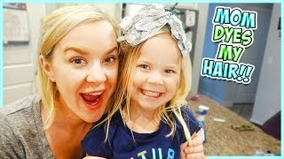 The girls are having tons of fun getting pampered in today's Vlog!!...