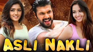 Asli Nakli (2019) NEW RELEASED Full Hindi Dubbed Movie | Sumanth, Murali Sharma, Eesha, Pujita