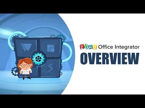 Powerful Zoho Office Integrator
