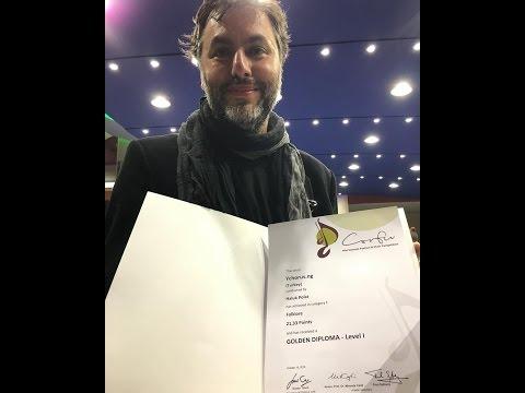 Ychorus.NG - Bir Altın Diploma Hikayesi - Corfu 2016