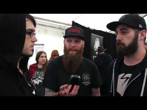 From Ashes to New Interview Download Festival 2016