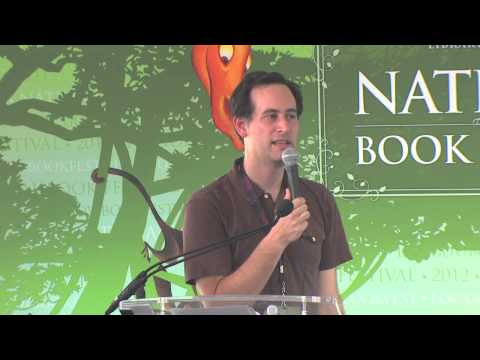 David Levithan: 2012 National Book Festival