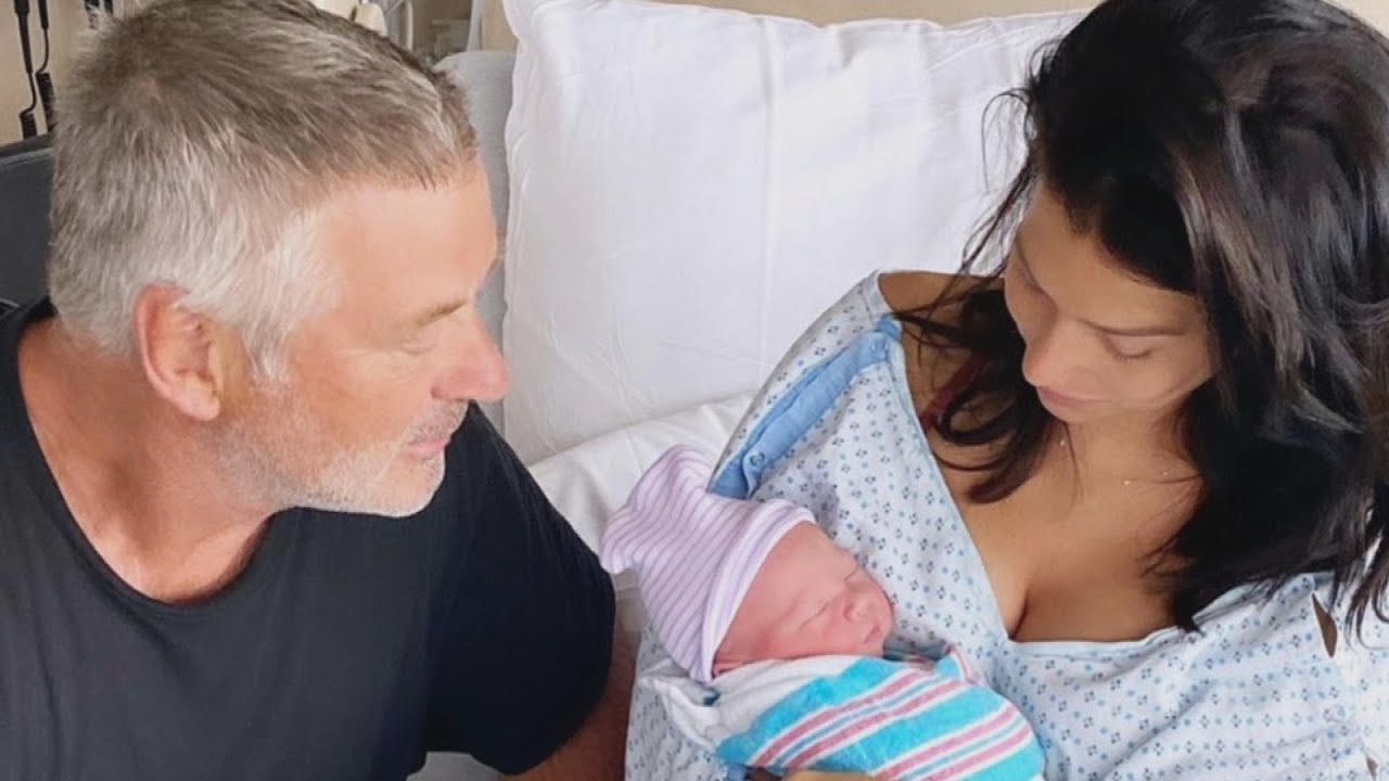 Alec and Hilaria Baldwin Welcome Baby No. 5!