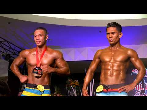 Mr Bohol 2018 Bodybuilding contest ICM Tagbilaran