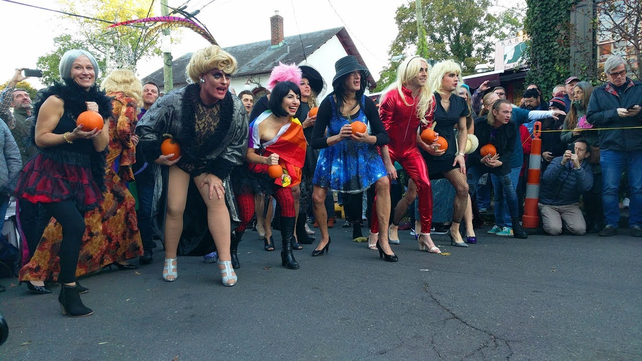 Halloween Contests 2020 New Hope Pa High Heel Drag Race   New Hope Celebrates