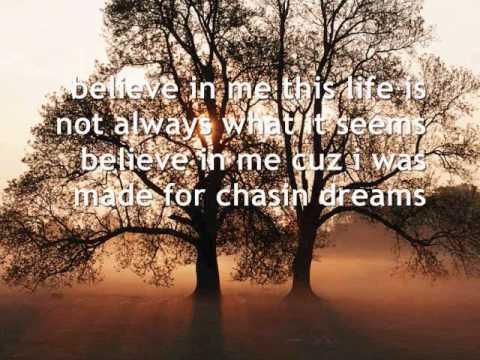 Believe by Staind Lyrics