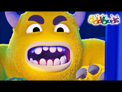 Oddbods | Candy Monsters | Halloween Special | Oddbods Full Episodes