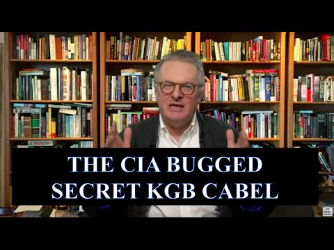 CIA bugged KGB Super Secret Cables out of Moscow