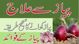 onion health benefits in urdu by dr naveed