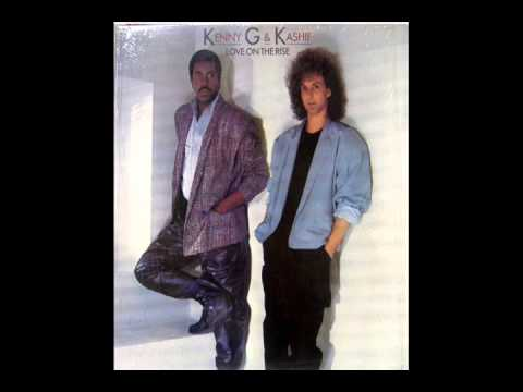 kenny g. & kashif - love on the rise (extended version)