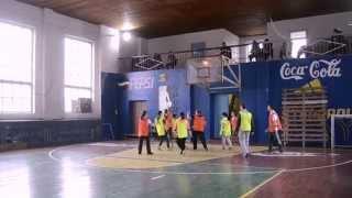 Урок по физической культуре. 11 класс. Конкурс