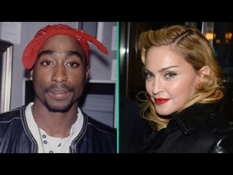 Madonna Tells Howard Stern She Dated Tupac