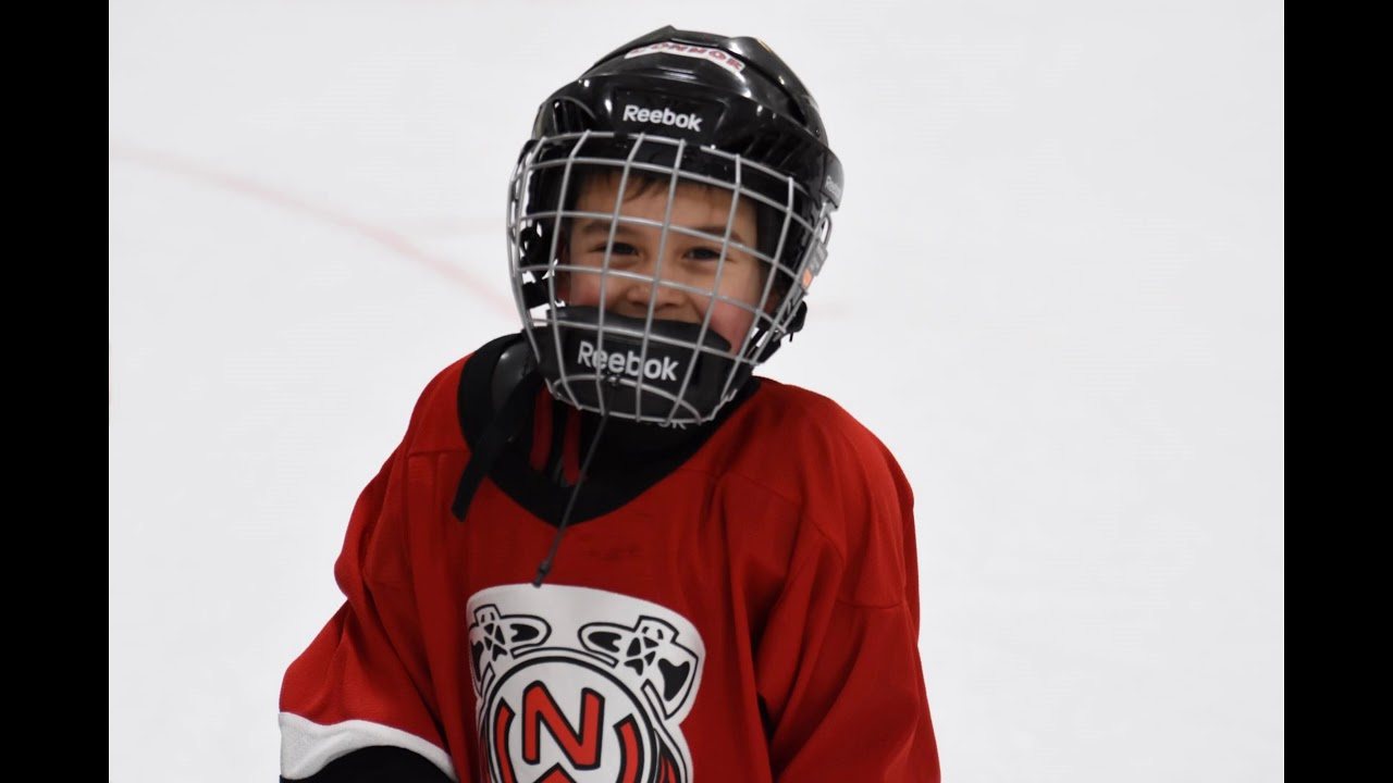 Little Native Hockey League Hosted By Nipissing First Nation In The