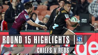 ROUND 15 HIGHLIGHTS: Chiefs v Reds – 2019
