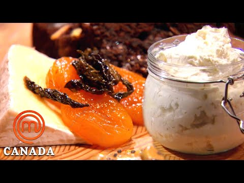 MasterChef Canada's Best Dishes for Cheese Lovers! | MasterChef Canada | MasterChef World