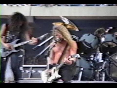 Metallica - Live in East Rutherford, NJ, USA (1988) [Full show]