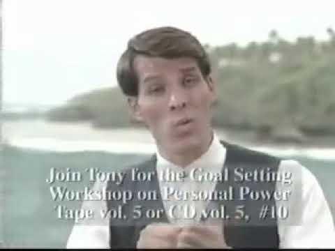 Tony Robbins   na Ilha de Fiji